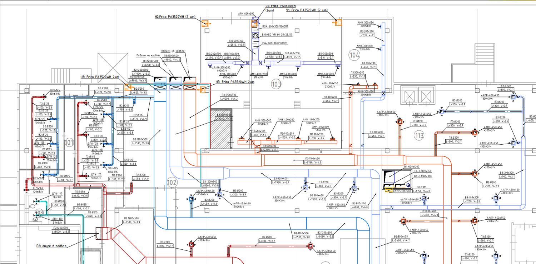 образец задания на проектирования вентиляции